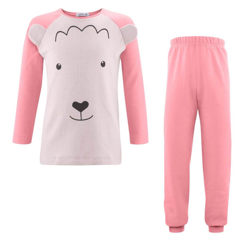 7574f6eac265b Pyjama coton bio enfant - taille 4A à 8A