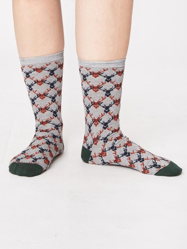 Chaussettes emballage cadeau 4 paires Woodland - Ecologique et éthique 354592fc1dc