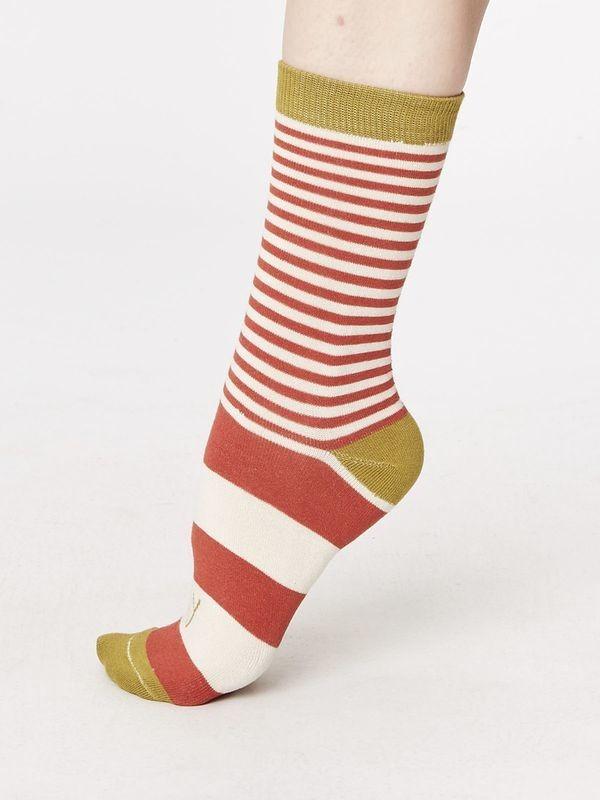 chaussettes cologiques femme emballage cadeau jours de la semaine. Black Bedroom Furniture Sets. Home Design Ideas