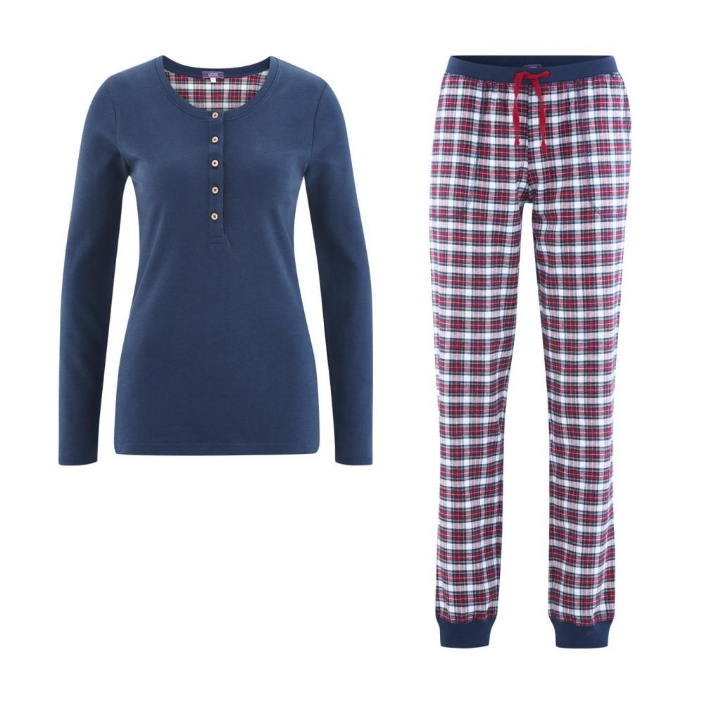 grossiste a1bbe 4a19d Pyjama flanelle en coton bio