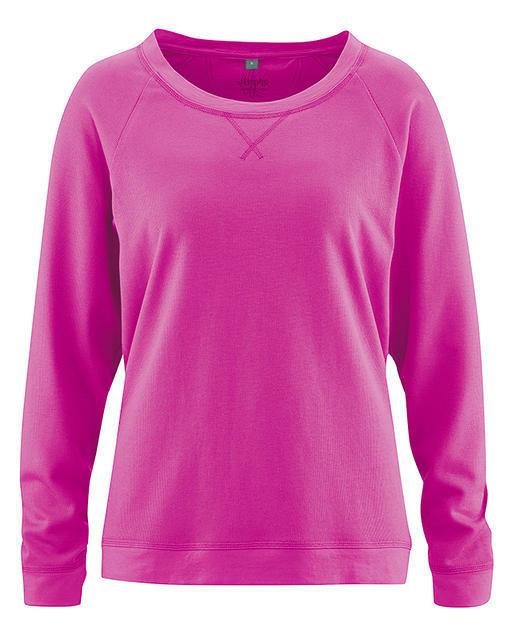 a42557be4892e T-shirt raglan manches longues pour femme