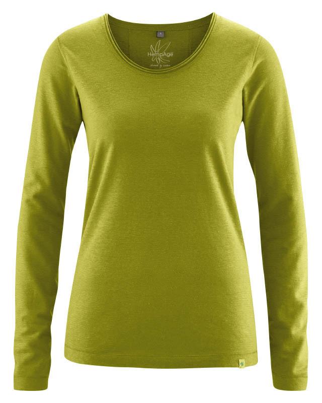 Femmes Manches Shirt Léger Longues Tee pSMqzVU