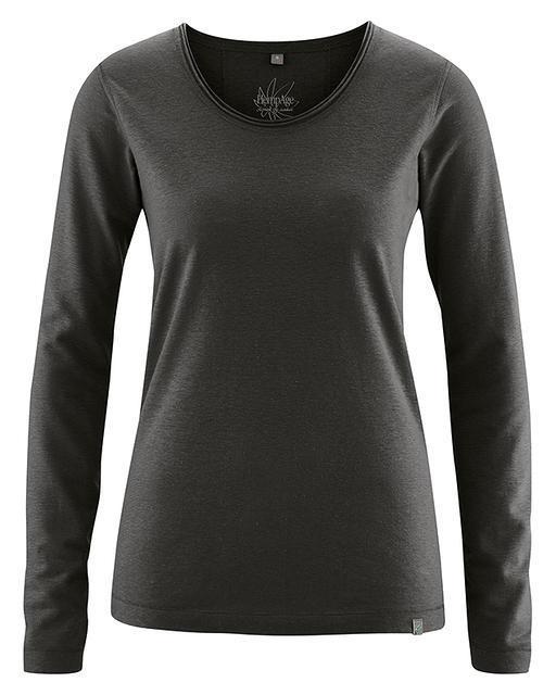 6358f63f8e21 T-shirt Femme bio et éthique - Manches longues