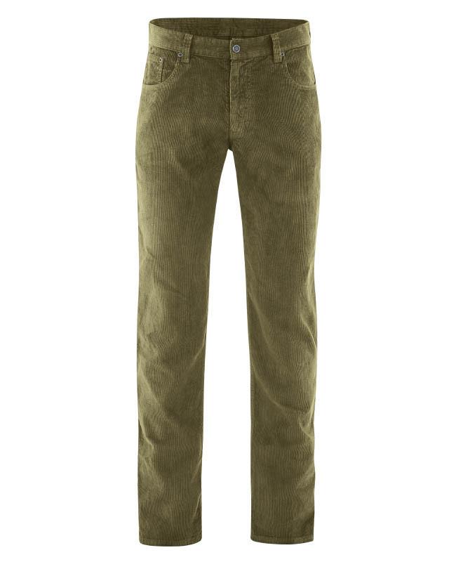 Pantalon en velours Homme - Chanvre et Coton