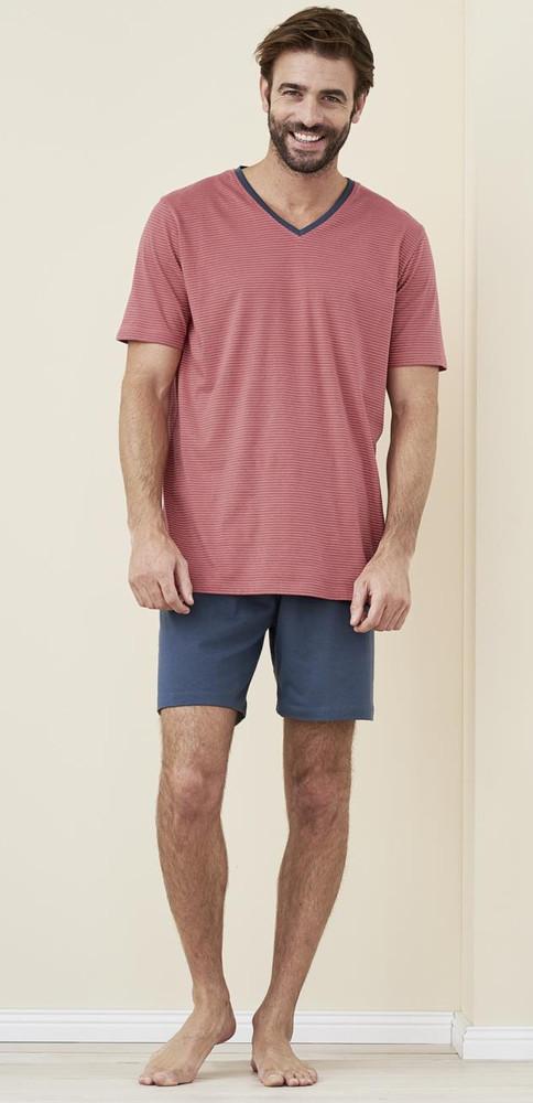 pas cher pour réduction d8d3e 30d7e Pyjama court pour homme en coton bio